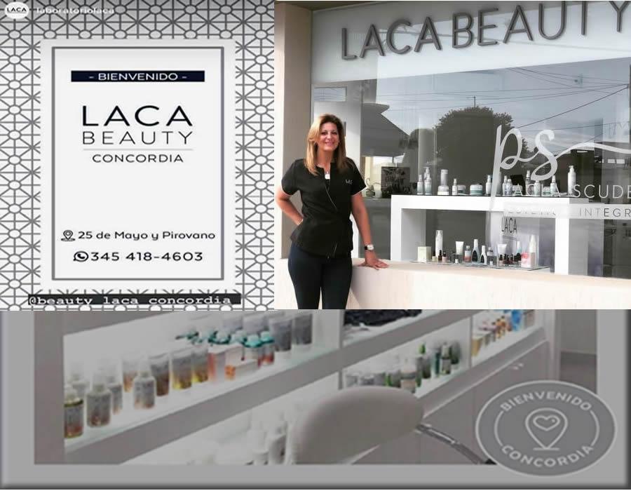 Laca Concordia!  «Para la Mujer renovada»