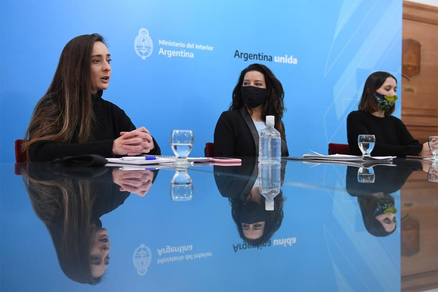 El Ministerio del Interior organizó un encuentro federal sobre democracia, participación y voto joven