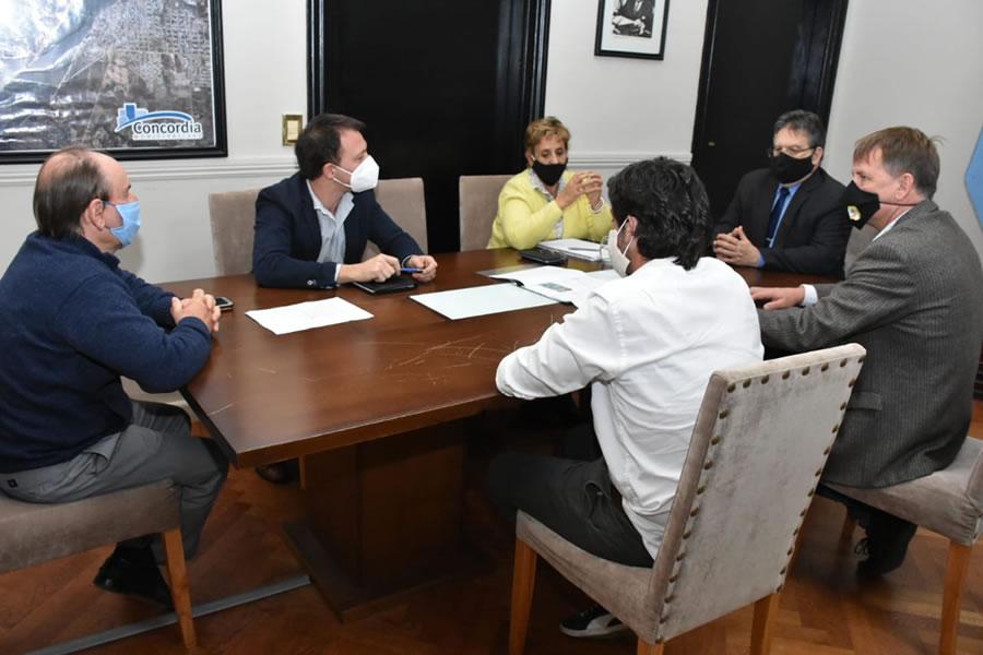 MUNICIPIO Y VIALIDAD NACIONAL PROYECTAN LA REMODELACIÓN INTEGRAL DEL ACCESO DE «RUTA 4»