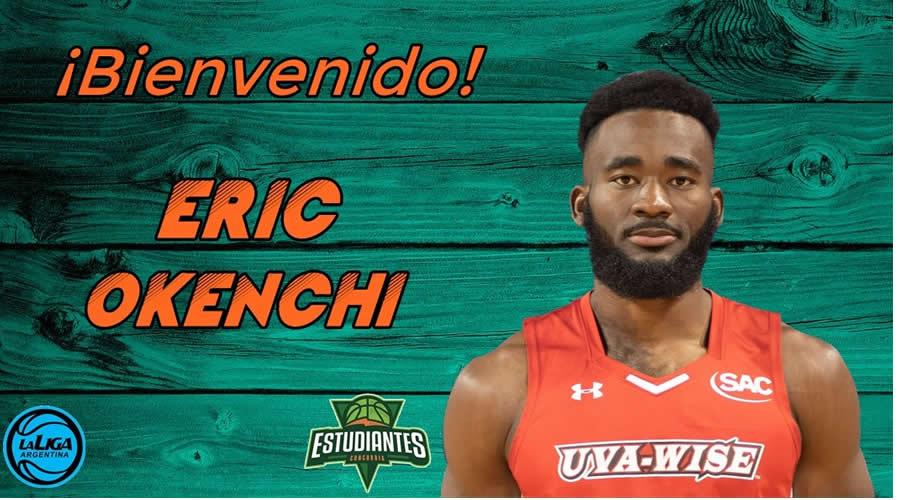 Bienvenido Eric Okenchi