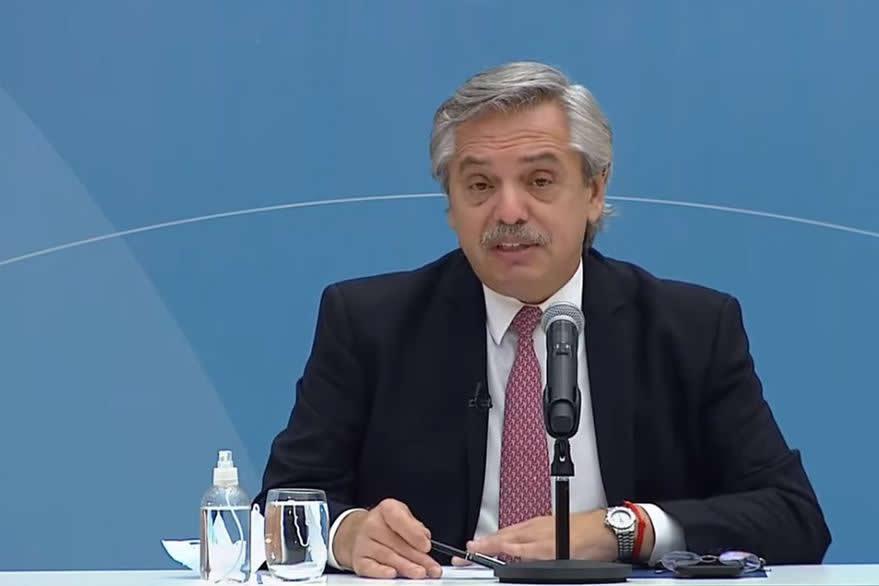 Alberto Fernández viaja a Europa para sumar apoyos en la negociación con el FMI