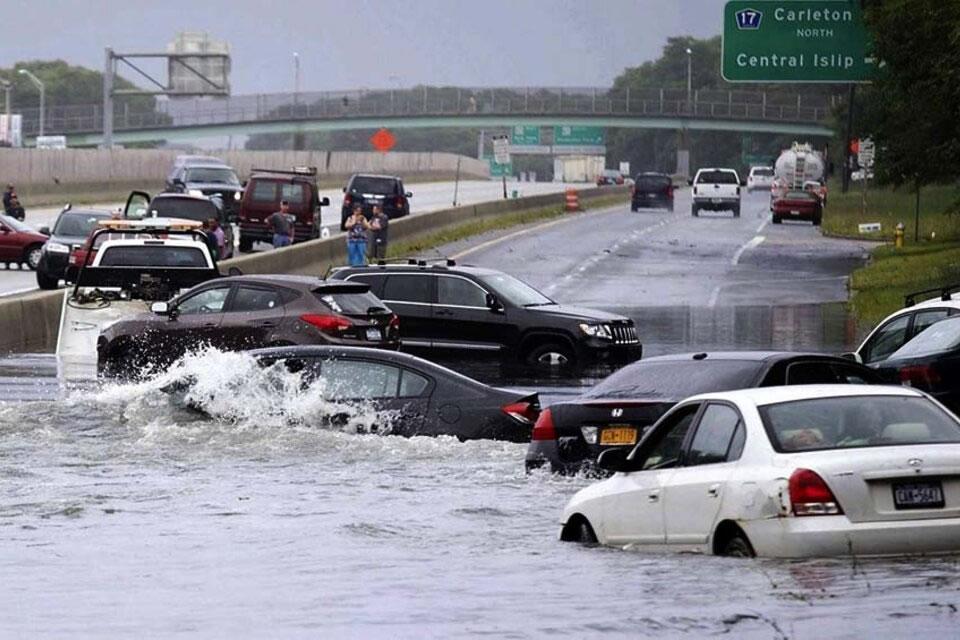Evaluará los daños en ese estado y en el de Nueva Jersey