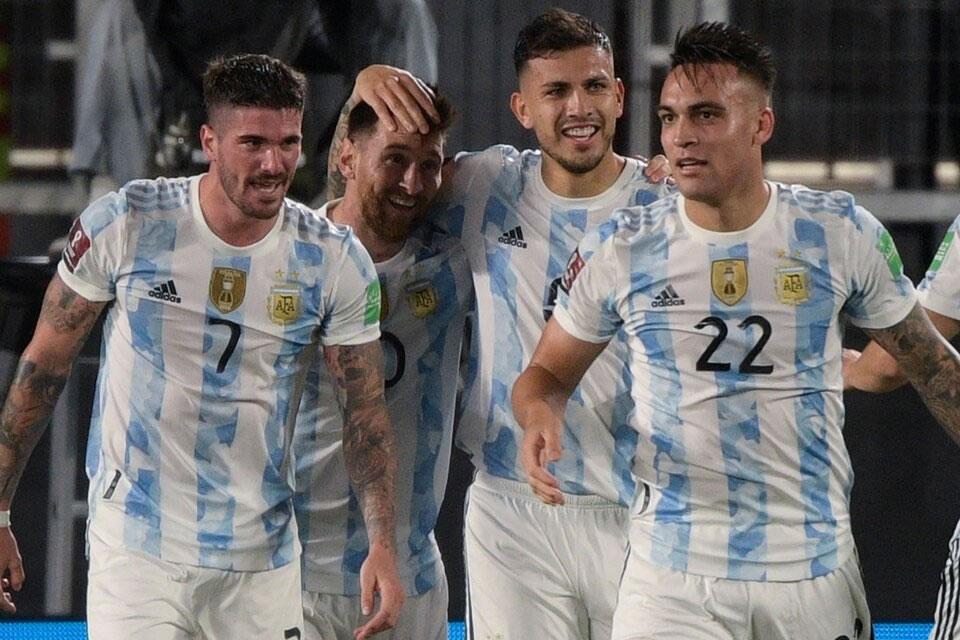 Fue 3-0 para la Selección en el Monumental, con goles de Messi, De Paul y Lautaro