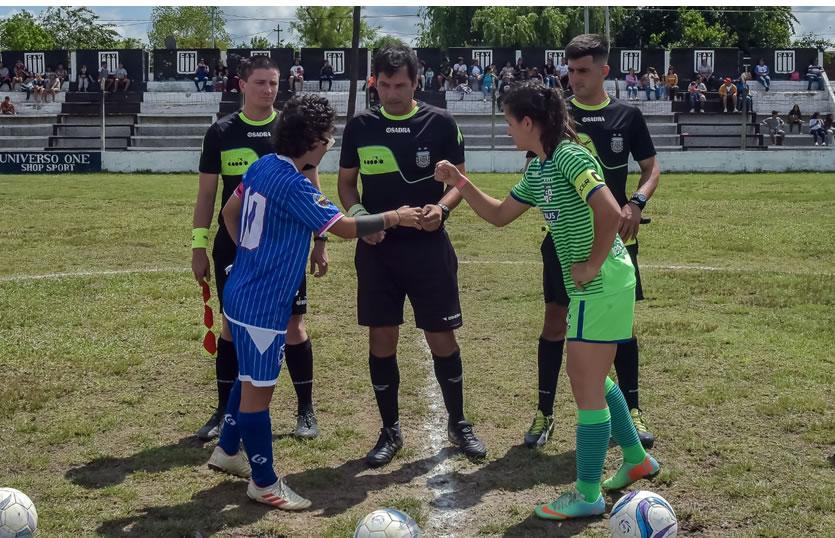 Santa María empató en el debut por la Copa Federal Femenina