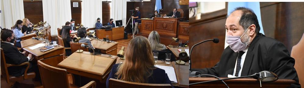 EL CONCEJO DELIBERANTE APOYA EL TRATAMIENTO DE LA LEY DE ETIQUETADO EN LA LEGISLATURA NACIONAL