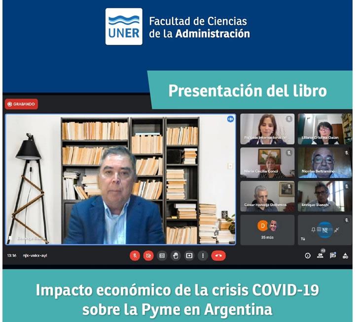 """""""IMPACTO ECONÓMICO DE LA CRISIS COVID-19 SOBRE LA PYME EN ARGENTINA"""""""